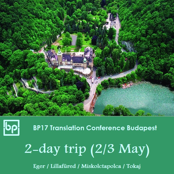 BP17 Translation Conference - day trips