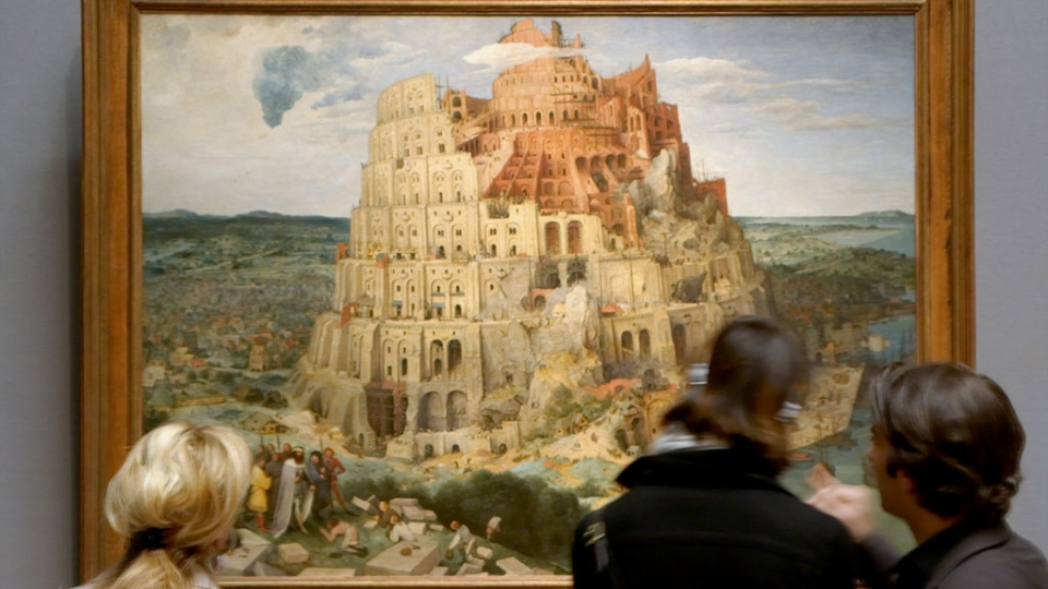 BP18 Translation Conference Vienna Brueghel Babel