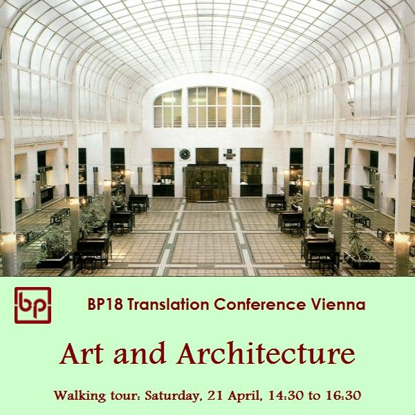 BP18 Walking tour Art and Architecture 21 April