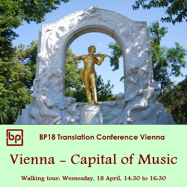 BP18 Walking tour Music 18 April