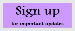 BP18 signup button