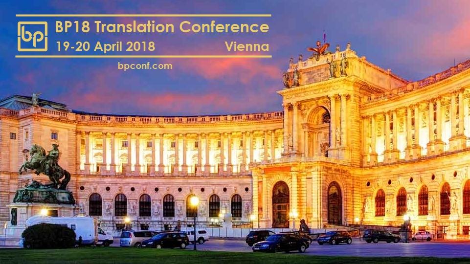 BP18 Translation Conference Vienna