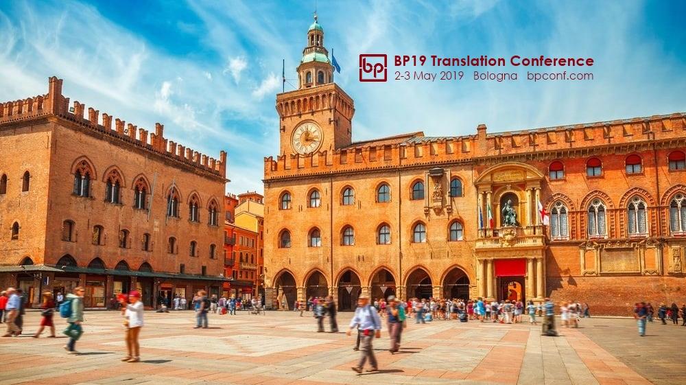 BP19 Translation Conference Bologna piazza maggiore