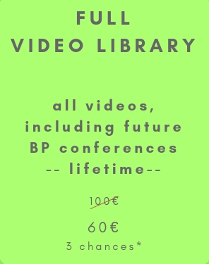 BP Video Library lifetime access