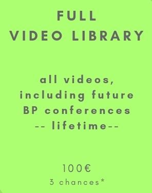 BP Video Library lifetime full price