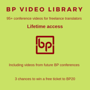 BP Video Library / Lifetime access