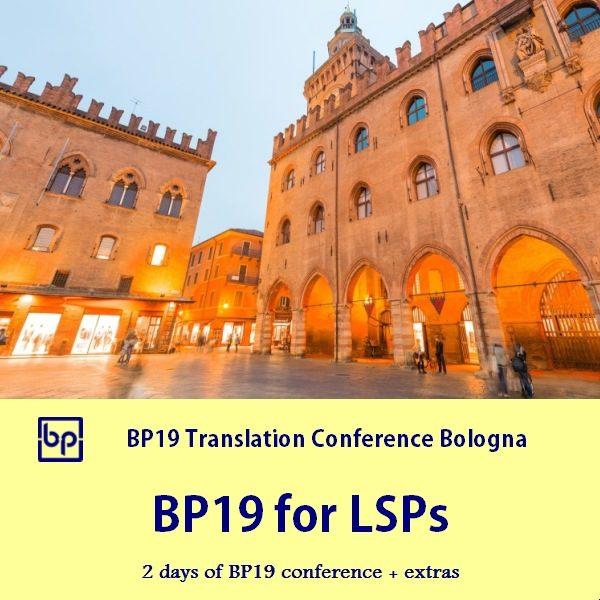 BP19 LSP 2days