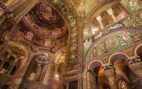 Ravenna_San Vitale interior