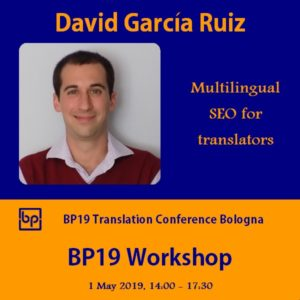 BP19 Workshop_David Garcia Ruiz