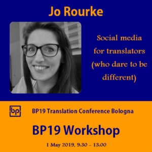 BP19 Workshop_Jo Rourke