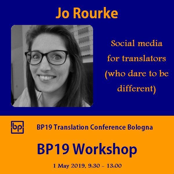BP19 Workshop_Jo Rourke
