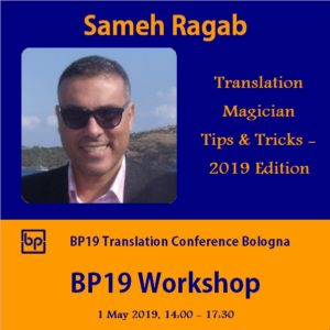 BP19 Workshop_Sameh Ragab