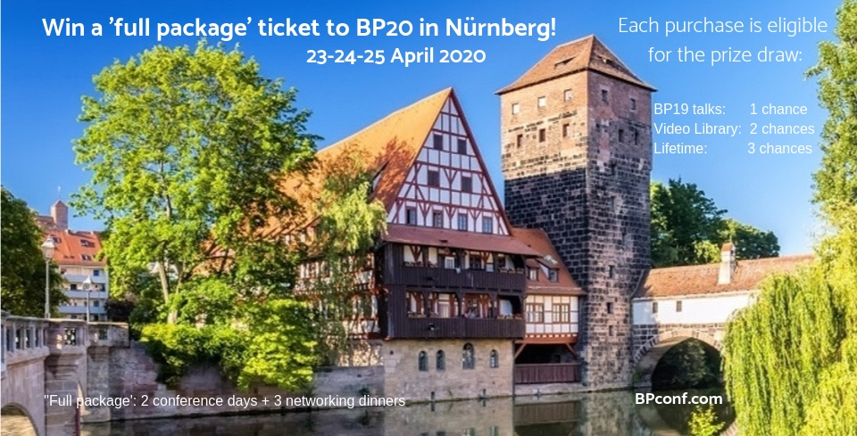 BP20 Translation Conference Nuremberg Win a free ticket
