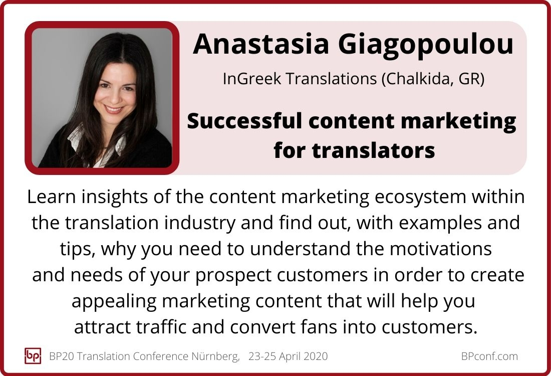 Anastasia Giagopoulou_BP20_Successful content marketing for translators