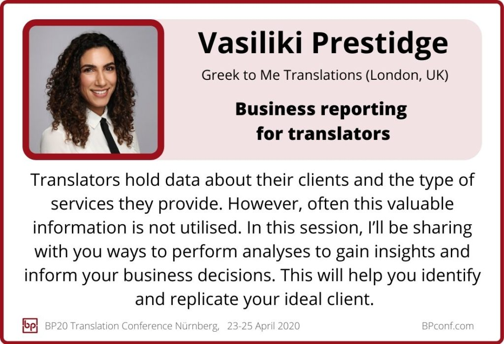 Vasiliki Prestidge_BP20_Business reporting for translators