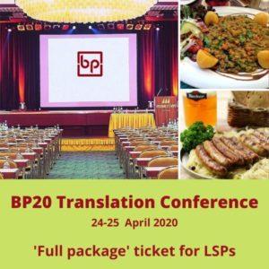 BP20 Full package LSPs