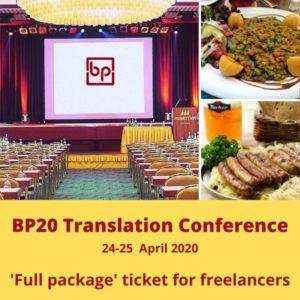 BP20 Full package freelancers