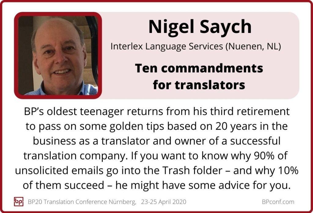 Nigel Saych_BP20_Ten commandments for translators