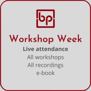 BP Translation Conference - Workshop Week