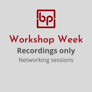 BP Workshop Week for translators recordings