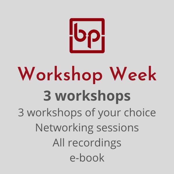 BP Workshop Week - 3 workshops