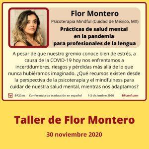 BP21es_Flor Montero_Salud mental para traductore