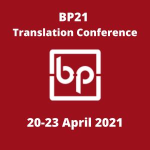BP21 Translation Conference product image