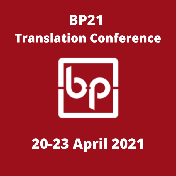 BP21 Translation Conference product image