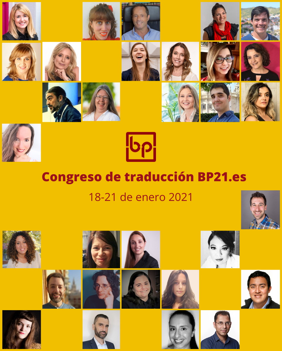 Congreso de traducción BP21.es :: 18-21 de enero 2021