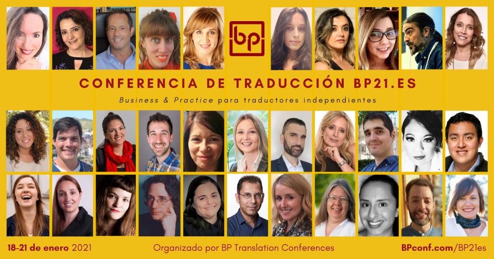 Conferencia de traducción en espanol BP21.es :: Congreso de traducción