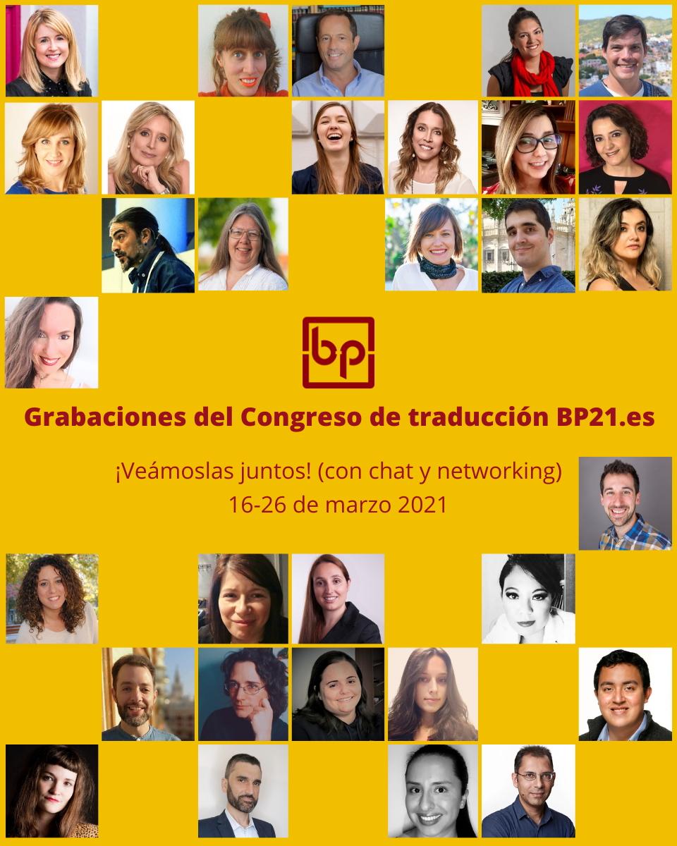 Grabaciones del Congreso de traducción :: 1-6 de marzo