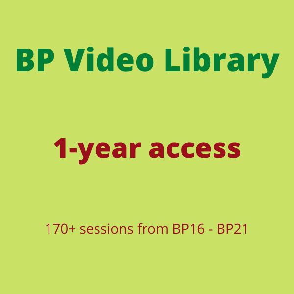 BP Bideo Library webshop item